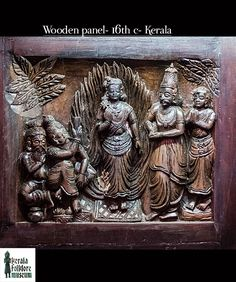 Welcome to Kerala Folklore Museum Website Wood Wall Decor, Folklore, Kerala, Art Reference, Dhoti Saree, Lion Sculpture, Museum, Statue, Shiva