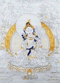 Durga ~ Conscious embodiment & Embodied consciousness with White Taara
