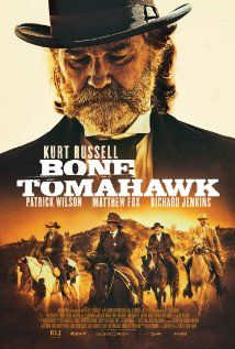 Bone Tomahawk Directed by S. With Kurt Russell, Patrick Wilson, Matthew Fox, Richard Jenkins. In the dying days of the old west, an elderly sheriff and his posse set out to rescue their town's doctor from cannibalistic cave dwellers. 2015 Movies, Hd Movies, Horror Movies, Movies To Watch, Movies Online, Action Movies, Film Horror, Movie Film, Matthew Fox