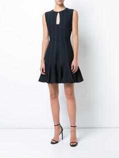 f7a2b7bf0444d8 Giambattista Valli Cut Out Flared Dress - Farfetch. WinkelenJurkenGiambattista  Valli