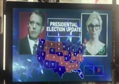 """[Spoiler!] I took a screenshot of the election results from """"The Purge: Election Year"""". Opinions on voting accuracy if this were a real thing?"""