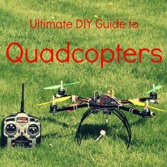Over the past few years, radio controlled Quadcopters have been becoming ever more popular. Unlike Helicopters, They are much more stable, and can lift a bigger...