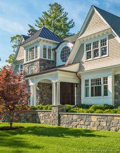 Sanford Custom Builders Home In Wellesley Hills Ma Boston Design Guide