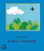 Boek: Kikker is bedroefd - Max Velthuijs