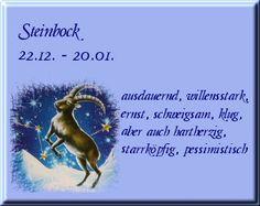Sternzeichen Steinbock: Acht Eigenschaften des Steinbocks, die Sie ...