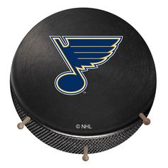 St. Louis Blues Hockey Puck Coat Hanger, Multicolor