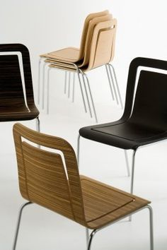 The Ring Chair by Luigi Billiani