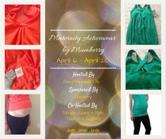Maternity Activewear by Mumberry