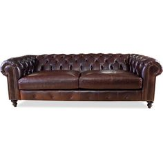 Made to Order Patrick Italian Leather Sofa | Overstock™ Shopping - Great Deals on South Cone Home Sofas & Loveseats