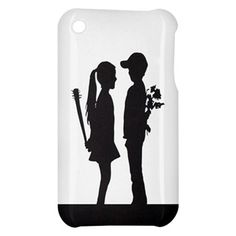 Geek Funny Case The Ugly Truth of Love iPhone 3G / 3GS Case Cover iPhone 3GS Hardshell Case Cover