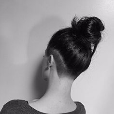 I think women's undercuts are some of the hardest styles to make look classy and…