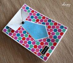 HOME AT LAST: DIY syntymäpäiväkortti - kauluspaita