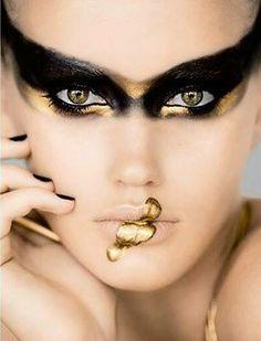 Avant-Garde Makeup Looks