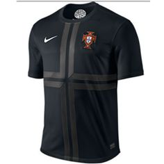 Pro Soccer - Nike Portugal Away 2013 Jersey Black is now here! Stunning black, sure to sell out quick.