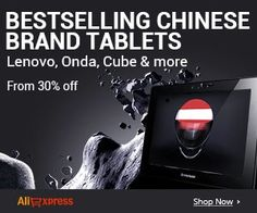 Chinese Brand Tablets Bestselling Chinese Brand Tablets:Lenovo,Onda,Cube & more. Discount Shopping, Cube, Shop Now, Chinese, Electronics, Wave, Consumer Electronics, Chinese Language