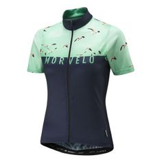 Wiggle | Morvelo Women's Gulls Short Sleeve Jersey | Short Sleeve Cycling Jerseys - http://www.wiggle.co.uk/morvelo-womens-gulls-short-sleeve-jersey-1/