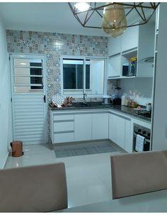 Studio Kitchen, Kitchen Room Design, Home Room Design, Home Design Decor, Modern Kitchen Design, Kitchen Decor, House Design, New Kitchen Interior, Modern Home Interior Design