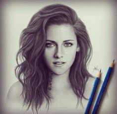 nice Wonderful Celebrities Drawing Works by Artistiq