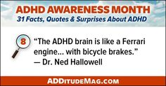 Positive ways to explain a child's ADHD diagnosis from Dr. Ned Hallowell.