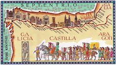 Image detail for -... Spain: Camino de Santiago - Codex Calixtino, primera guía turística
