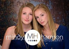 The Hughston Girls! #mindyharmon #sisters #mindyharmonphotography