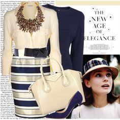 """""""The New Age Of Elegance"""" by milicanikic ❤ liked on Polyvore"""