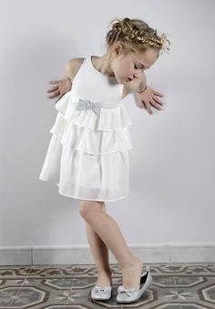 Robe de demoiselle dhonneur personnalisable - Les petits Inclassables