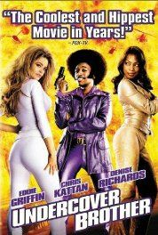 Undercover Brother (2002) Poster