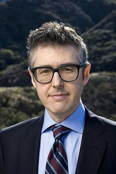 Ira Glass....LOVE this American life.....i use it as my bedtime story