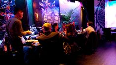 TOY Restaurant- For a memorable New Year's Eve, head to this Gansevoort Hotel hot spot for dinner and a show.