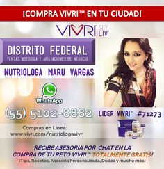 Distrito Federal! #Vivri #RetoVivri