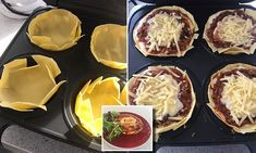 An Australian mother has revealed how she cooked lasagne in minutes with a pie maker. Here, she shares her step-by-step recipe to whip up the simple Italian classic dish with a twist. Mini Pie Recipes, Apple Recipes, Beef Recipes, Healthy Recipes, How To Cook Lasagne, Homemade Bolognese, Classic Italian Dishes, Mini Pies, Easy Cooking