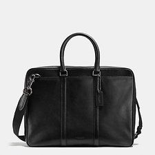 COACH Briefcases and work bags for Men Briefcase For Men, Calf Leather, Leather Men, Work Bags, Computer Bags, Luxury Bags, Business Women, Calves, Handbags