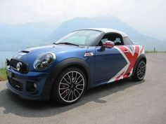 Mini Cooper-British! Awesome!