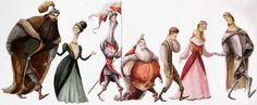 monica armiño: Personajes Lohengrin