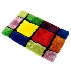 75 moderna alfombra peluda morada de 160 x 225cm que no - Alfombra morada ...