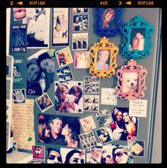 Decorando a geladeira by Julia Faria! #genopinterest