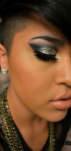 holiday glam make up - Fashion Jot- Latest Trends of Fashion