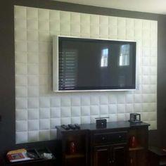 Decorative Interior 3D Wall Panels - Loft Design System - model 30 of Three dimensional panels - PADDING!