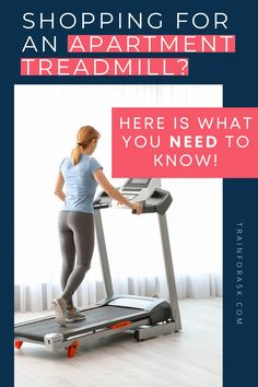 The global pandemic has made exercising at home has definitely come into vogue. Needless to say that means there has been a spike in sales of home exercise equipment like stationary cycles, ellipticals, and treadmills. Many of us however, live in apartment complexes where it might be a little tricky to know if a treadmill will be ok to use. This article will explore (and answer) this question. Running On Treadmill, Treadmill Workouts, At Home Workouts, Jogging For Beginners, Running Plan, Running For Beginners, Best Running Gear, Running Tips