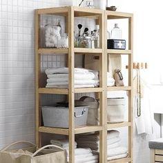 Organized Ikea Molger