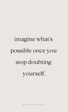 pin this — molly ho studio inspirational quotes Motivacional Quotes, Daily Quotes, Words Quotes, Wise Words, Best Quotes, Doubt Quotes, Sayings, Speak Up Quotes, Crush Quotes Tumblr