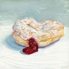 Mike Geno | OIL | Jelly Donut