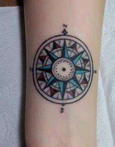 1155 Mejores Imágenes De Brujulas Y Relojes Tattoo En 2019 Tatoos