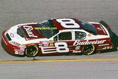 Racing Team, Auto Racing, Nascar News, Classic Race Cars, Daytona 500, Nascar Sprint Cup, Dale Earnhardt Jr, Paint Schemes, Back In The Day