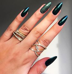33 glamorous nail designs to make you stand out everywhere 33 glamorous nail designs to make you stand out everywhere prinsesfo Image collections