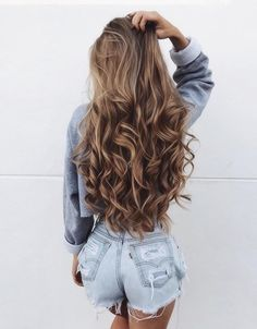 How To Make Hair Grow Faster Overnight Naturally : Beauty Tips for Hair - Lange Haare Ideen Make Hair Grow Faster, How To Make Hair, Grow Hair, Natural Hair Styles, Long Hair Styles, Hair Styles For Long Hair For School, Natural Beauty, Beauty Tips For Hair, Beauty Hacks