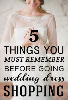 how to get started with buying a wedding dress shopping
