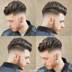 Haircut by ambarberia http://ift.tt/1Ofaqpn #menshair #menshairstyles #menshaircuts #hairstylesformen #coolhaircuts #coolhairstyles #haircuts #hairstyles #barbers