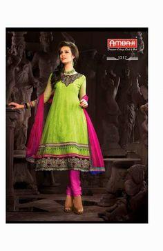Pakistani Suit Ethnic Indian Bollywood Salwar Kameez New Designer Dress Anarkali #TanishiFashion